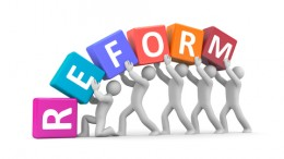 working toward reform