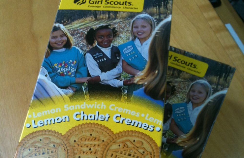 girl scount cookie sales fund vaccines in san diego   vaxxter
