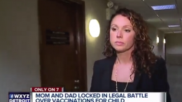 Detroit mom jailed vaccine refusal