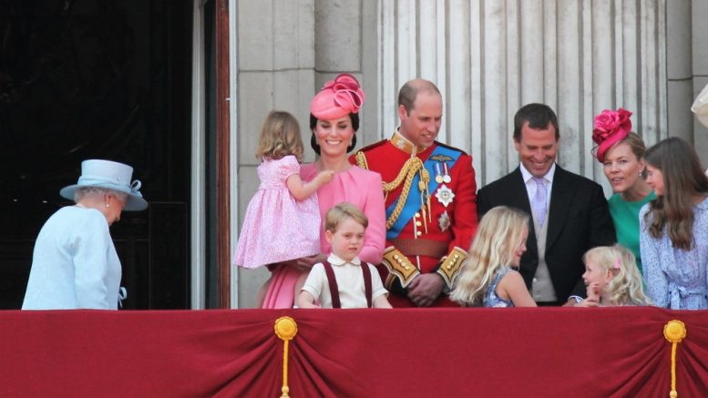 royal family vaccines